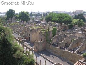 Геркуланум (Herculaneum) - Неаполь (Италия)
