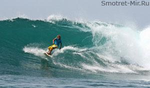 Испания - серфинг