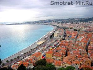 Ницца - Лазурное побережье Франции