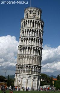 Пизанская башня - Италия