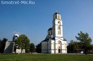 Сараево церковь
