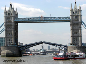 Тауэрский мост - Tower Bridge