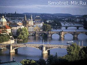 Чехия - мосты