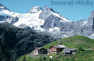 Швейцария Альпы