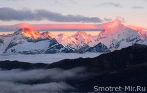 Швейцария Вале Церматт
