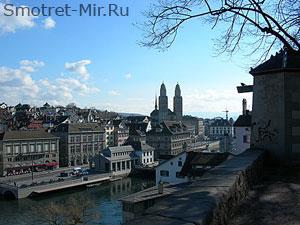 Швейцария Цюрих