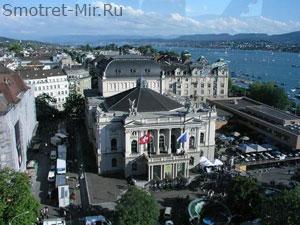 Швейцария отдых