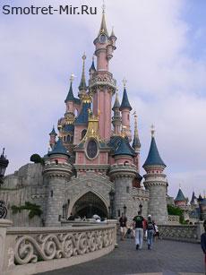 Замок Спящей красавицы - Диснейленд в Париже