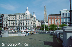 Антверпен - Бельгия