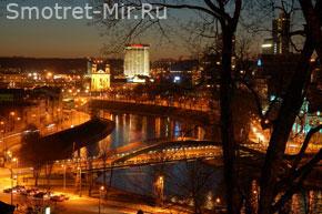 Город Вильнюс