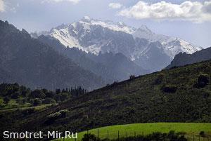 Горы Корсики