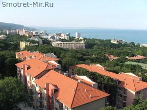 Золотой пляж Болгарии