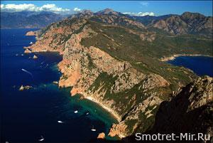 Остров Корсика (Юг Франции)
