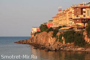 Созопол на Черном море