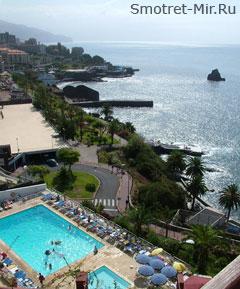 Фуншал - столица Мадейра