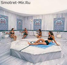 Хаммам - турецкая баня