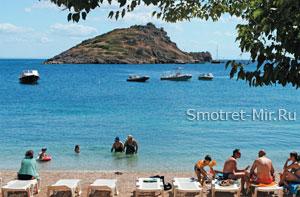 Побережье острова Крит