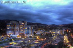 Региональная столица Линц