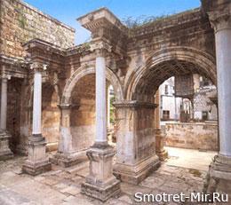 Руины Фаселис