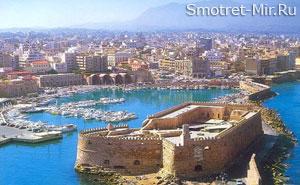 Столица Ираклион на Крите