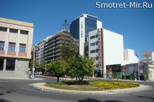 Столица Фару в Алгарве