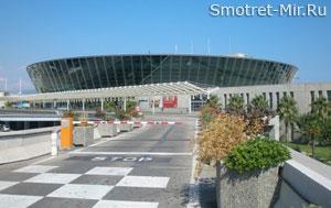 Аэропорт - Ницца Лазурный берег
