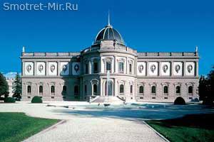 Женева музей Ариана