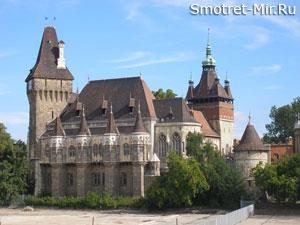 Будапешт Замок Вайдахуняд