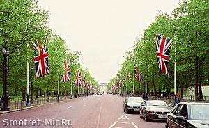 Лондон столица в Европе