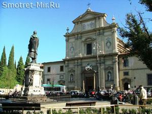 Музей Сан-Маркос - Флоренция
