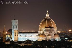 Кафедральный собор Санта Мария дель Фьоре во Флоренции