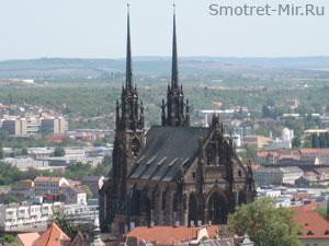 Собор Святого Петра и Павла в Брно