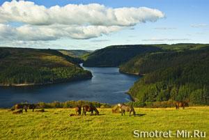 Уэльс - регион Сноудония