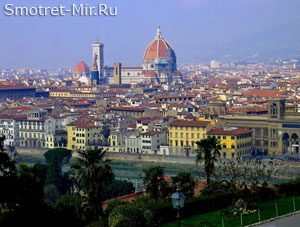 Флоренция в Италии