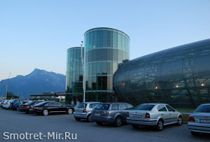 Аэропорт Зальцбурга