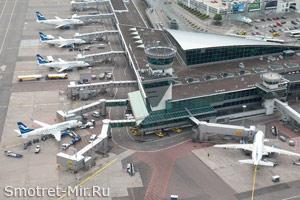 Аэропорт Хельсинки-Вантаа в Финляндии