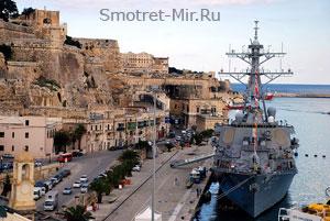 Валетта на Мальте