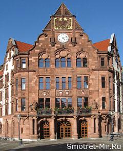 Город Дортмунд в Германии