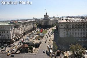 Город София - Болгария