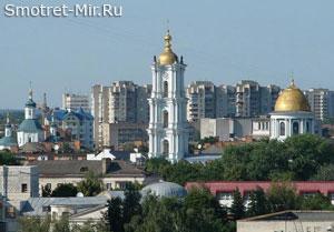 Город Сумы в Украине