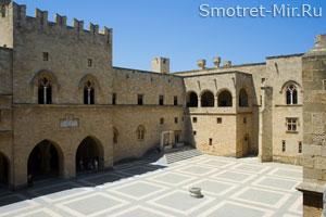 Дворец Великого Магистра - Мальта