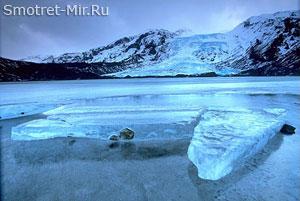 Исландия - страна с удивительным интерьером