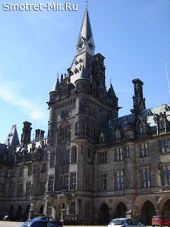 Колледж Эдинбурга в Шотландии