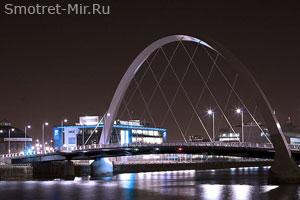 Косой мост Глазго