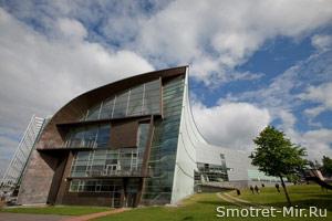 Музей современного искусства Киасма в Хельсинки