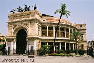 Палермо - столица Сицилии