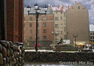 Погода в Риге - Латвия