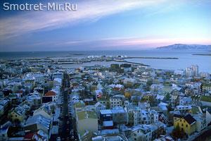 Рейкьявик - столица Исландии