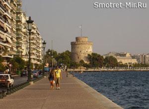 Салоники в Греции