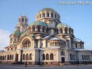 Собор Александра Невского в Болгарии